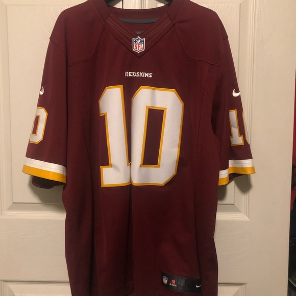 *AUTHENTIC* Redskins Griffin III Jersey